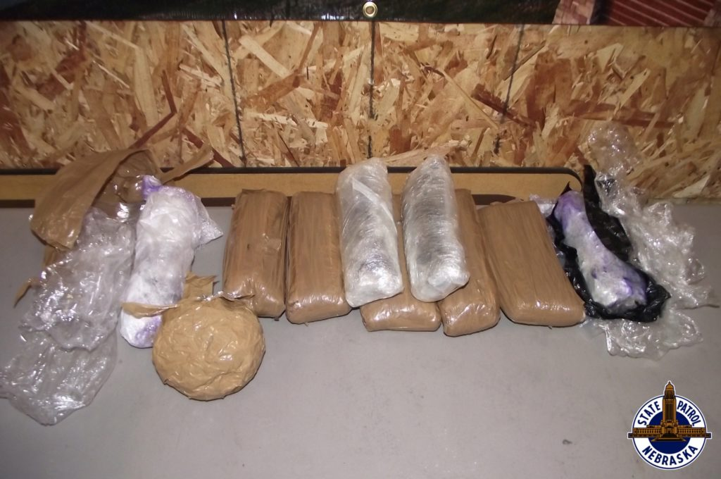 Eleven Pounds of Meth Seized in I-80 Traffic Stop