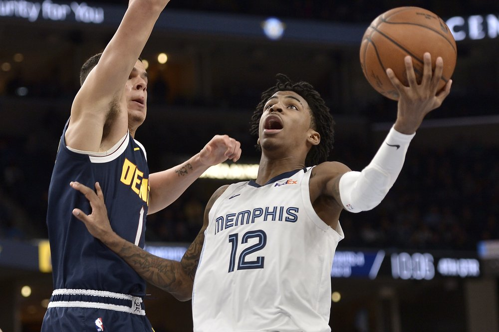 Nuggets fall on the road at Grizzlies