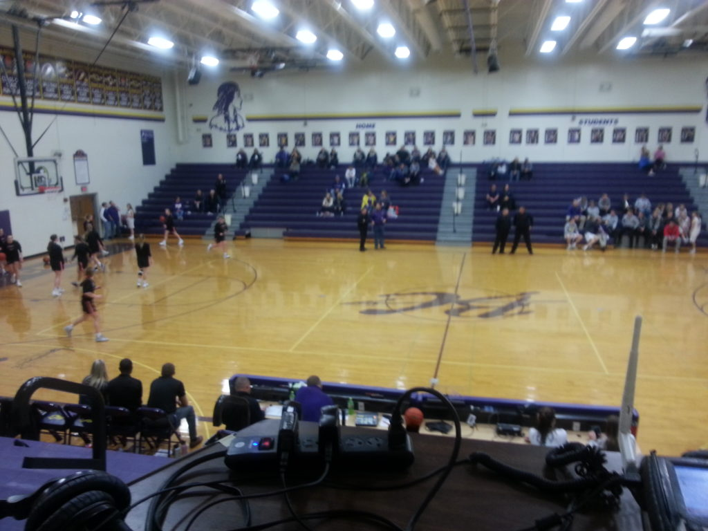 (AUDIO) West Point-Beemer and Battle Creek split Basketball Doubleheader on the Bull