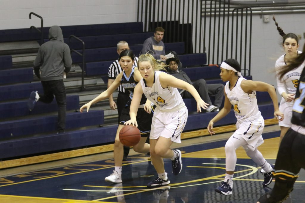 No. 9 WNCC women top NJC for 14th straight win