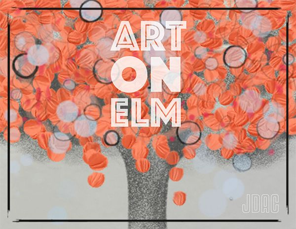 Hastings College Department of Visual Arts holding Art on Elm art auction, event