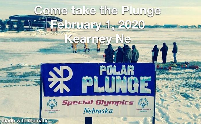 (AUDIO) 20th Annual Polar Plunge for Special Olympics Returns to Yanney Park