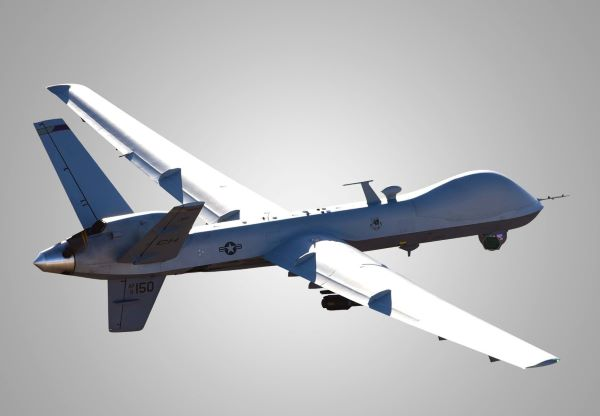 Search off for 'command vehicle' in mystery drone case