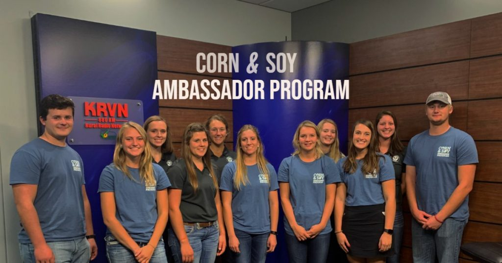 2020 Class of the Corn and Soybean Ambassador Program Announced