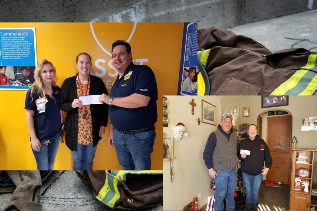 FireFighter Ministry Benefits From Local Donations
