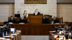 Justice Heavican: Nebraska courts working to expand public services