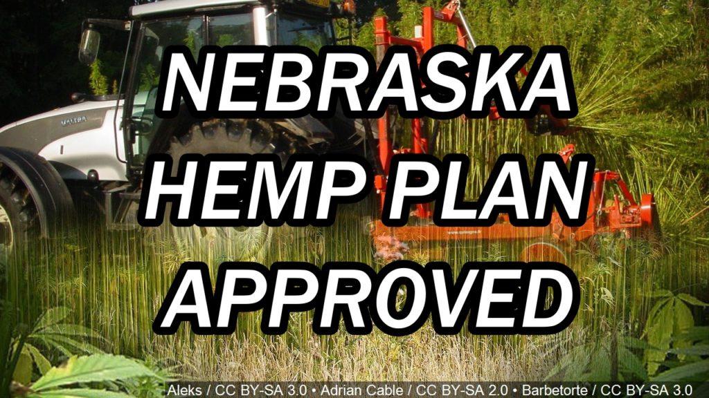 Feds approve Nebraska plan for growing hemp