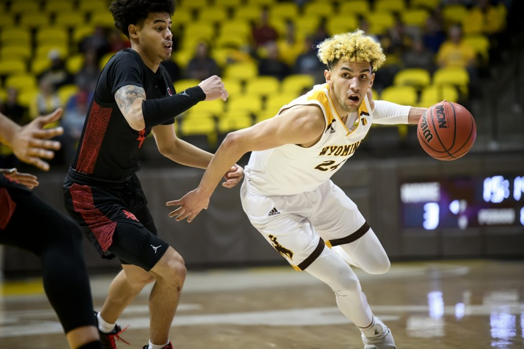 Cowboys fall to hot shooting No. 7 San Diego State