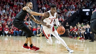 Husker Men falter at Northwestern