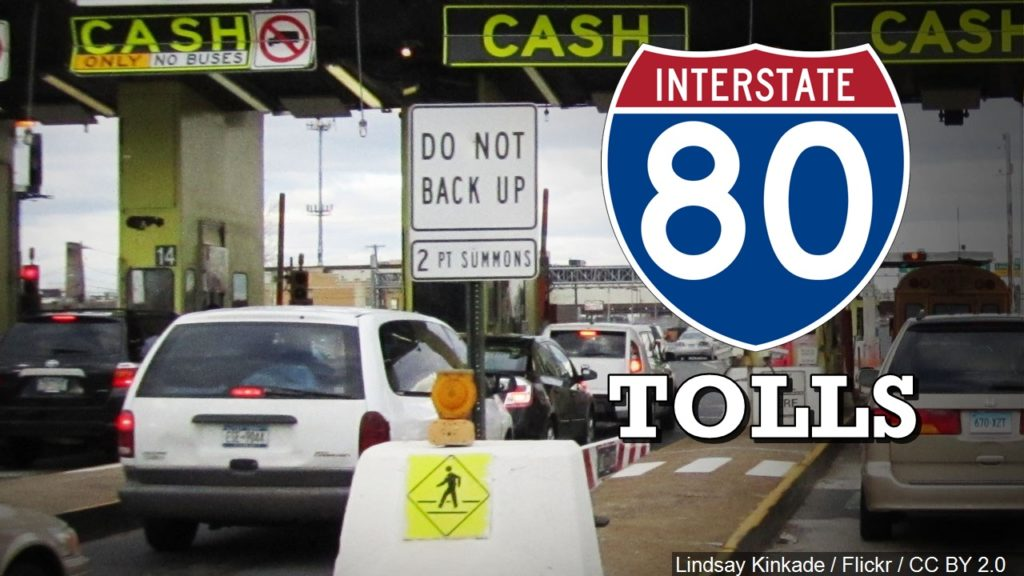 Wyoming lawmakers to try again with Interstate 80 toll bill