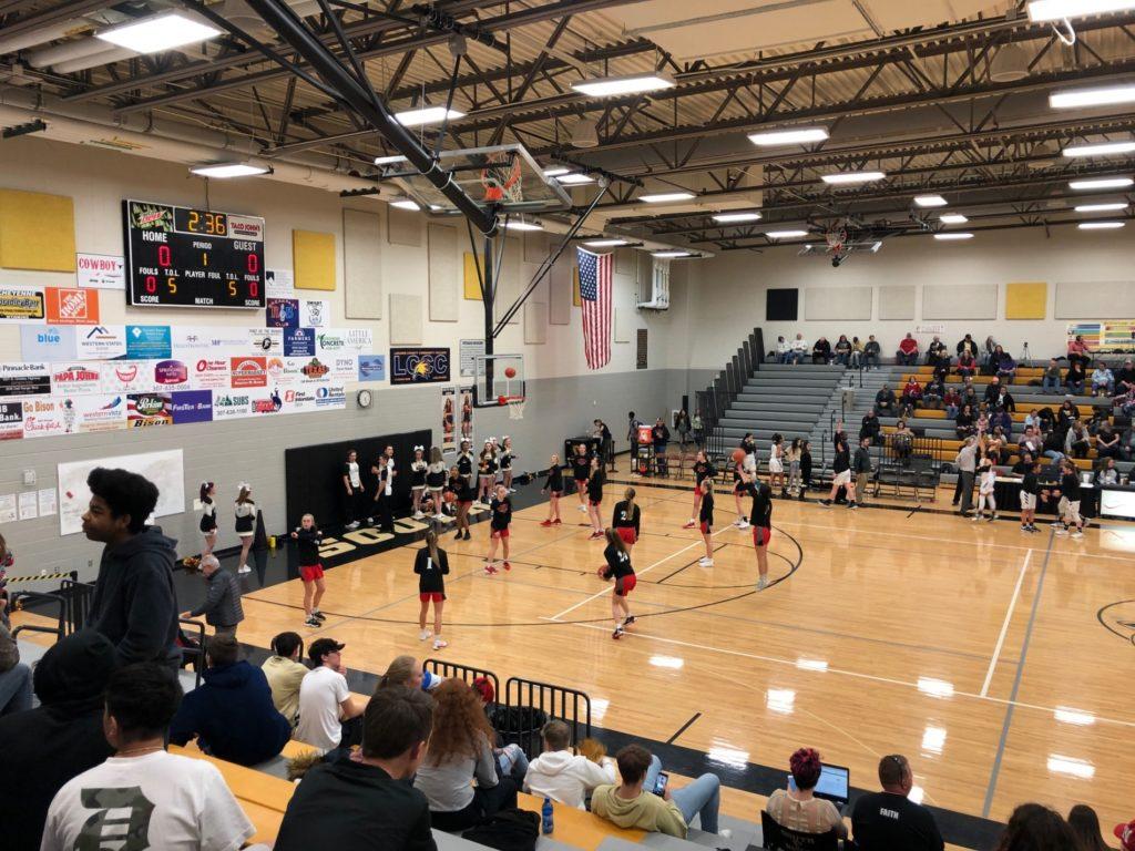 (Listen) Scottsbluff sweeps games at Cheyenne South
