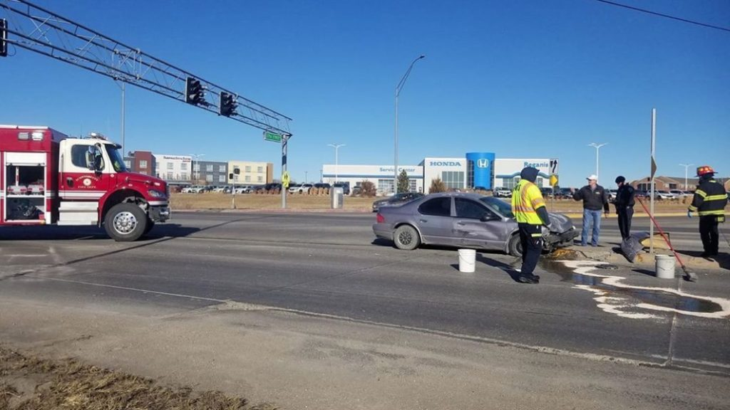 Scottsbluff Police Release Details From Wednesday Afternoon Crash