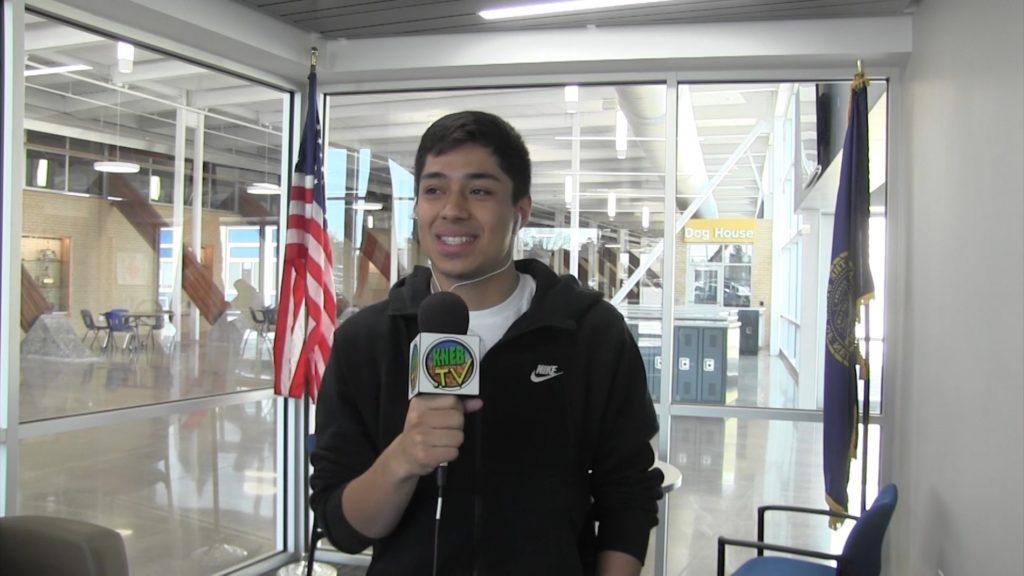 Gering Senior Kaleb Gonzales Named PVC Star Student of the Week