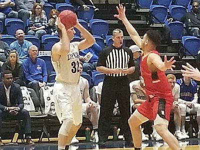 (Audio) UNK Starts New  Year With Big Win