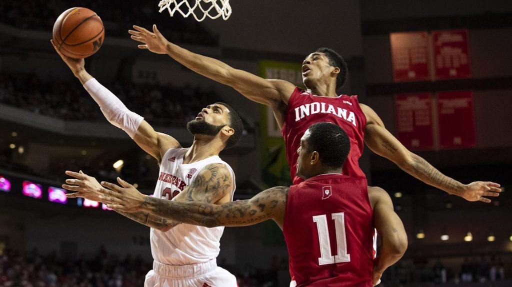Huskers hit road to face Badgers