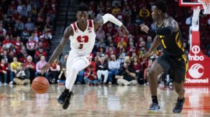Huskers return home to face Hoosiers