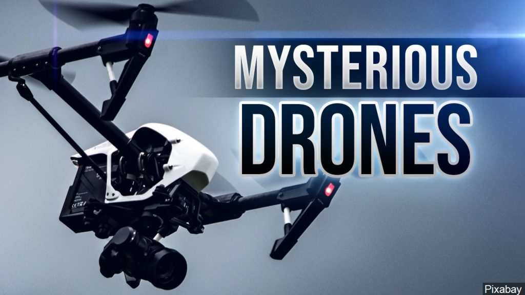Colo. Sheriff Calls Off Search for Command Vehicle in Mystery Drone Sightings