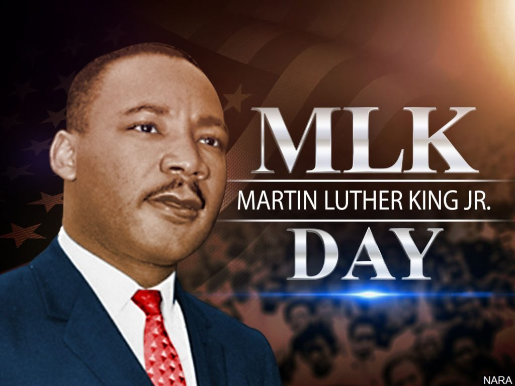 Gov. Pete Ricketts' Martin Luther King Day Statement