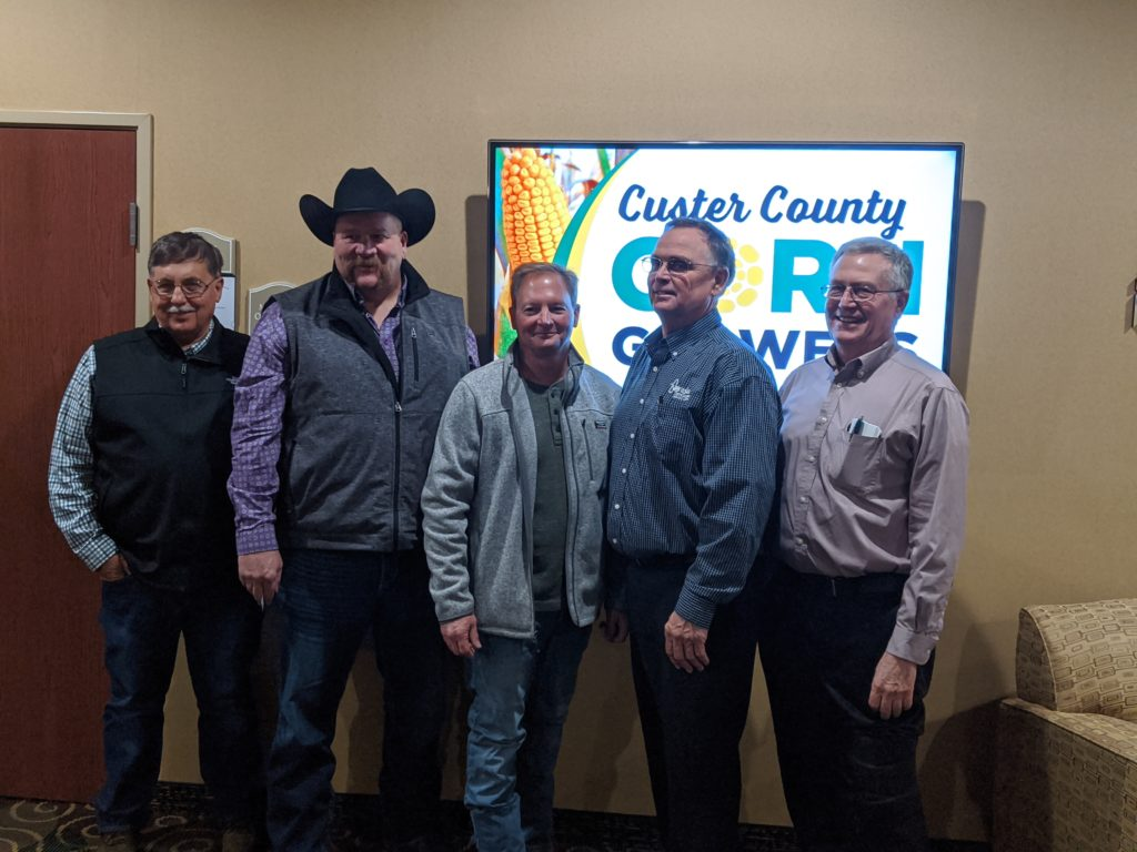 Custer County Corn Growers Highlight Grain Bin Safety