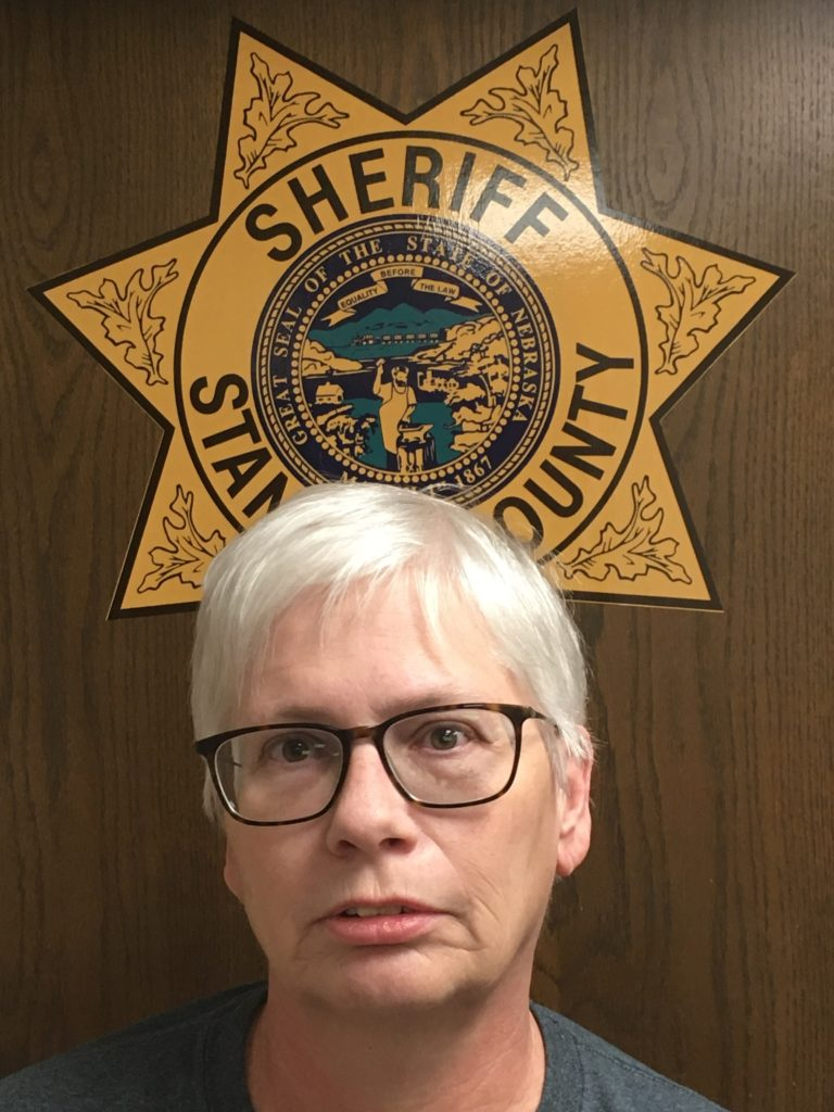 Former Pilger Village Clerk Neiman Arrested