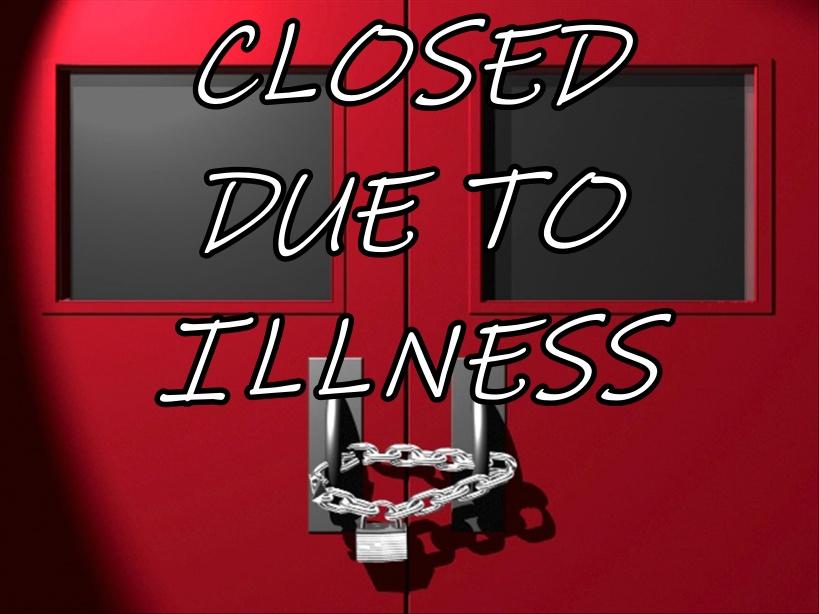 No Classes Friday At Potter-Dix Due To Illness