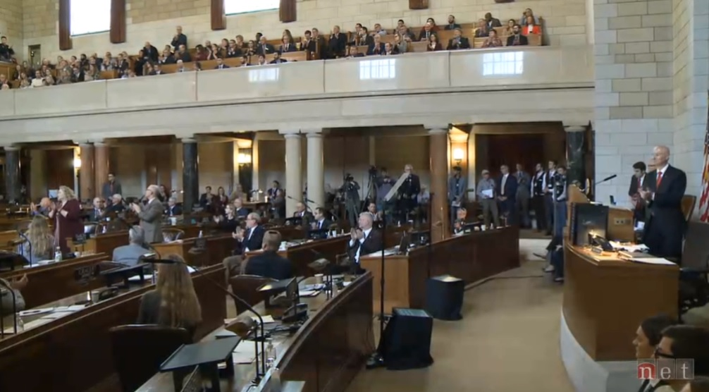 Gov. Ricketts Delivers 2020 State of the State Address