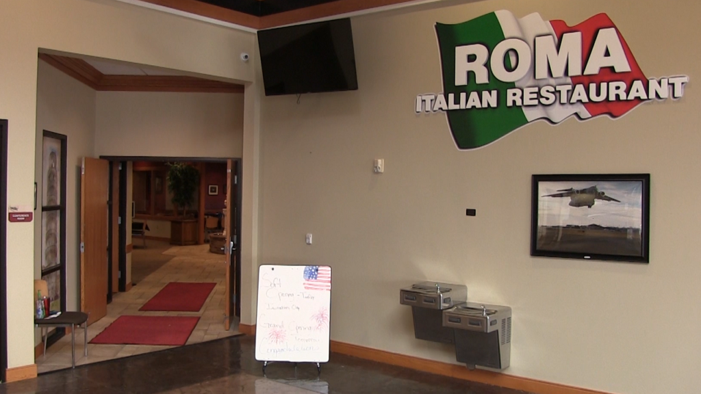 Roma Italian Restaurant Prepares for Tuesday Grand Opening in Scottsbluff