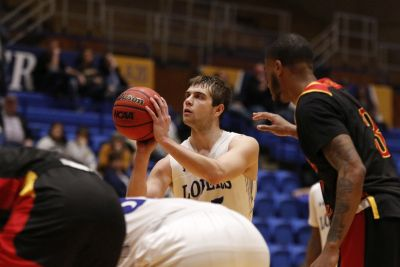 (Audio) Souice's Big Game Helps UNK To Overtime Win