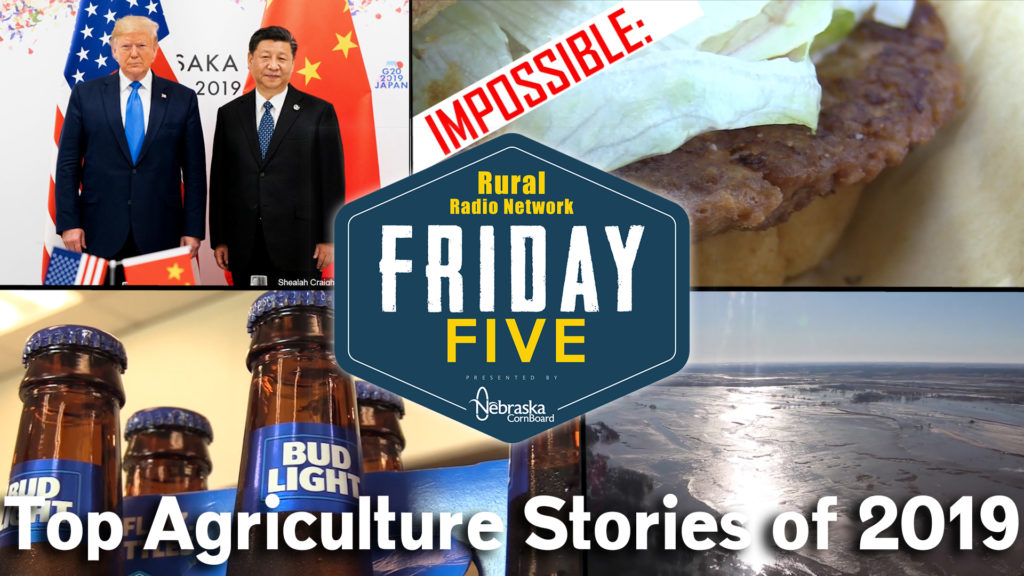 Top Agriculture Stories of 2019 — Friday Five (Jan. 3, 2020)