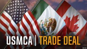 Fischer Participates in Senate Signing of USMCA