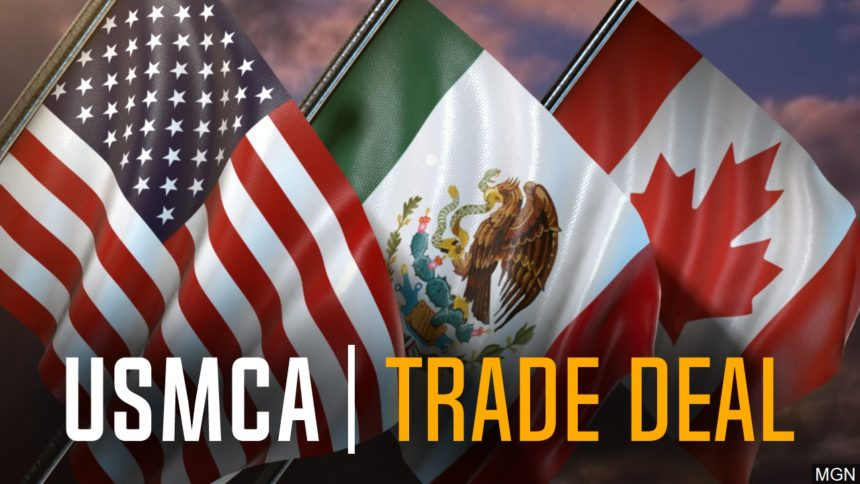 Reaction to Signing of USMCA