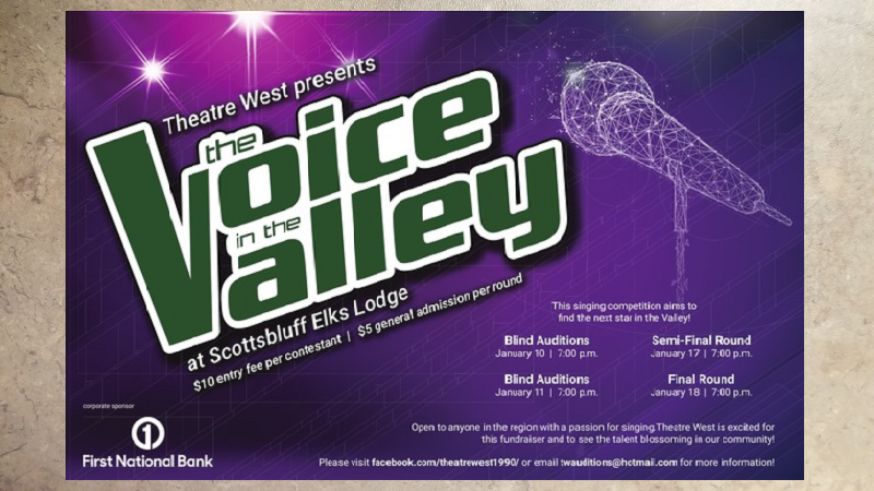 Voice Of The Valley 2020 Christmas Concert Voice in the Valley Fundraising Vocal Contest Kicks Off Tonight | KNEB