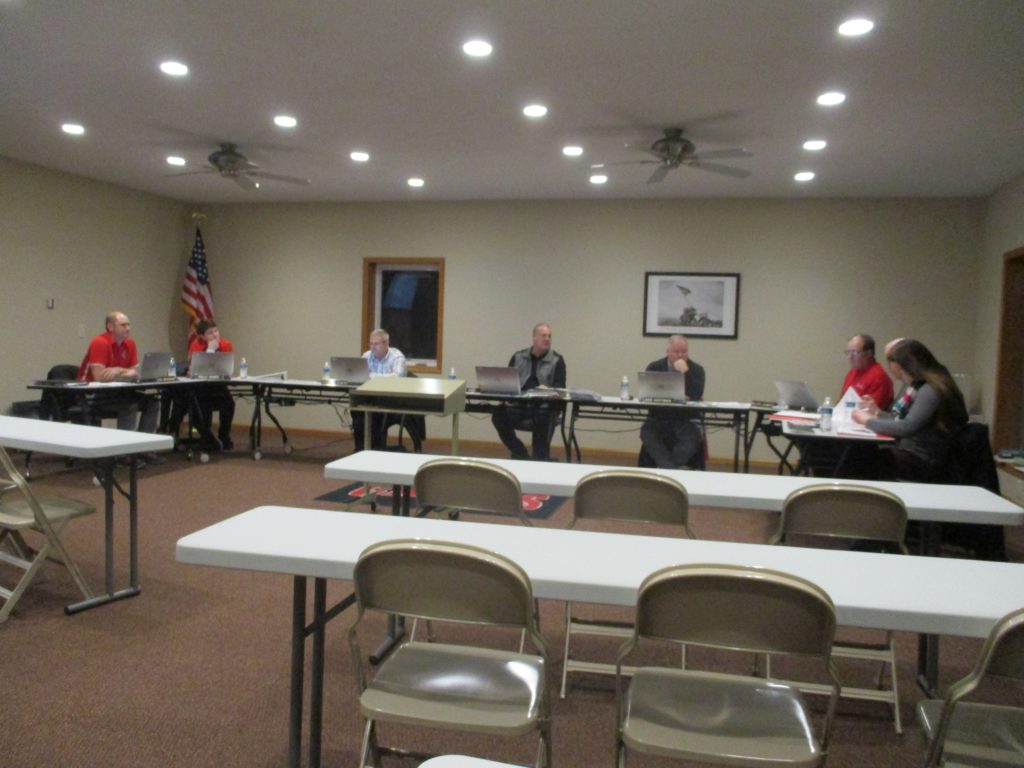 (AUDIO) West Point-Beemer School Board meets for first time in 2020