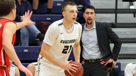Concordia holds off late Northwestern push