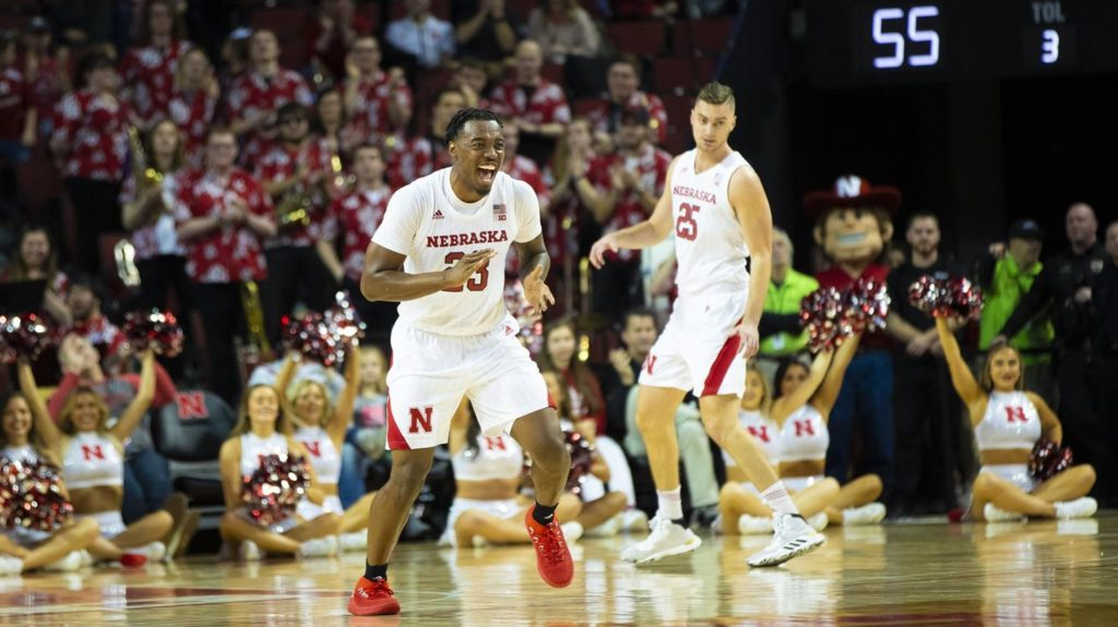 Huskers return to Big Ten action against Rutgers