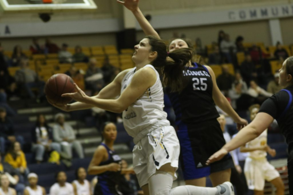 No. 7 WNCC women roll over McCook