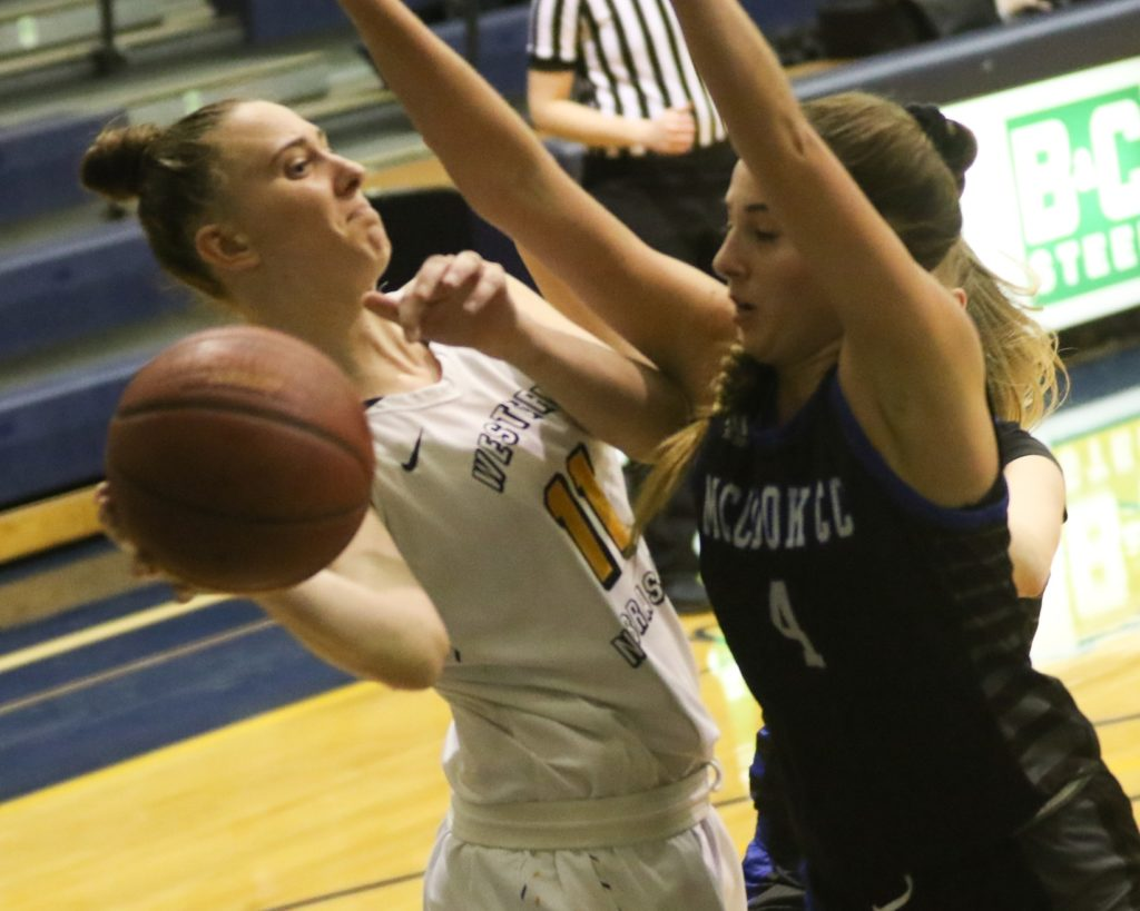 WNCC women move to No. 3 in national poll, both teams hosting Trinidad tonight
