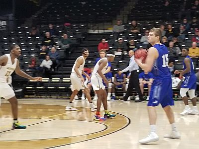 Lopers Split In St. Joe