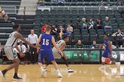 UNK Men Continue To Find Ways To Win