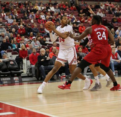 Huskers Fall at No. 21 Ohio State