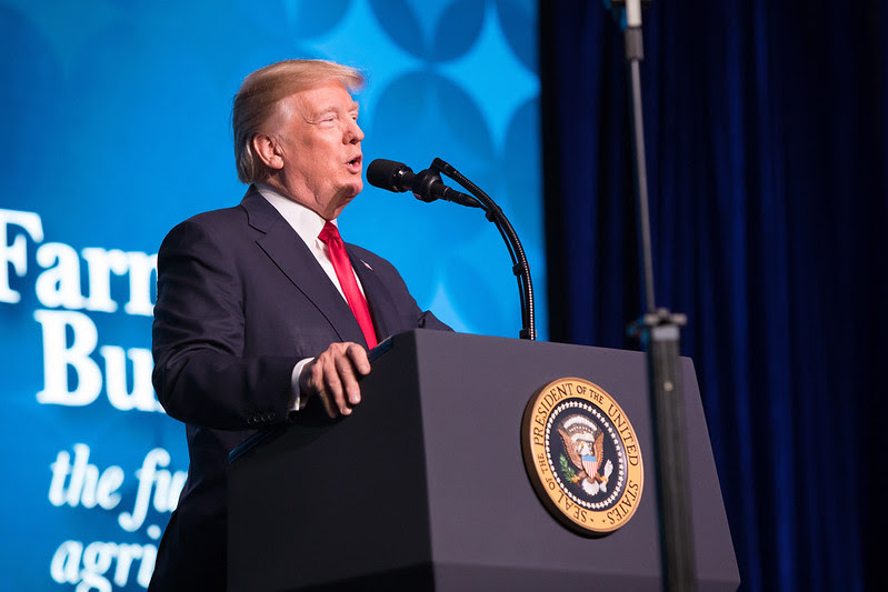 President Trump to Speak at 2020 AFBF Annual Convention
