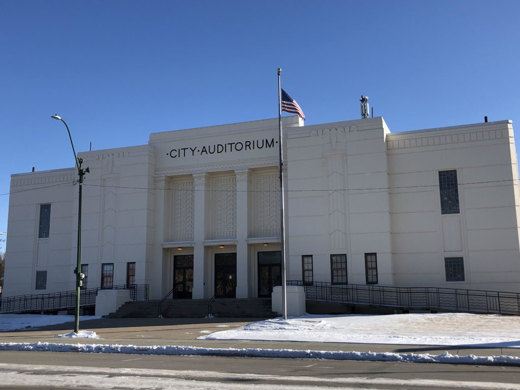 York Parks And Recreation Looking For Support To Raise Funding For City Auditorium
