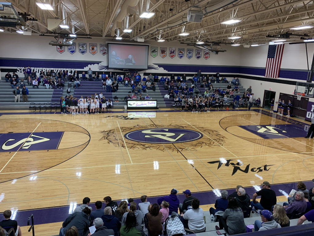 (AUDIO) Southern Valley Soars to Back-to-Back Wins at Home