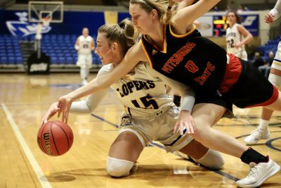 Pitt State Too Much For Lopers