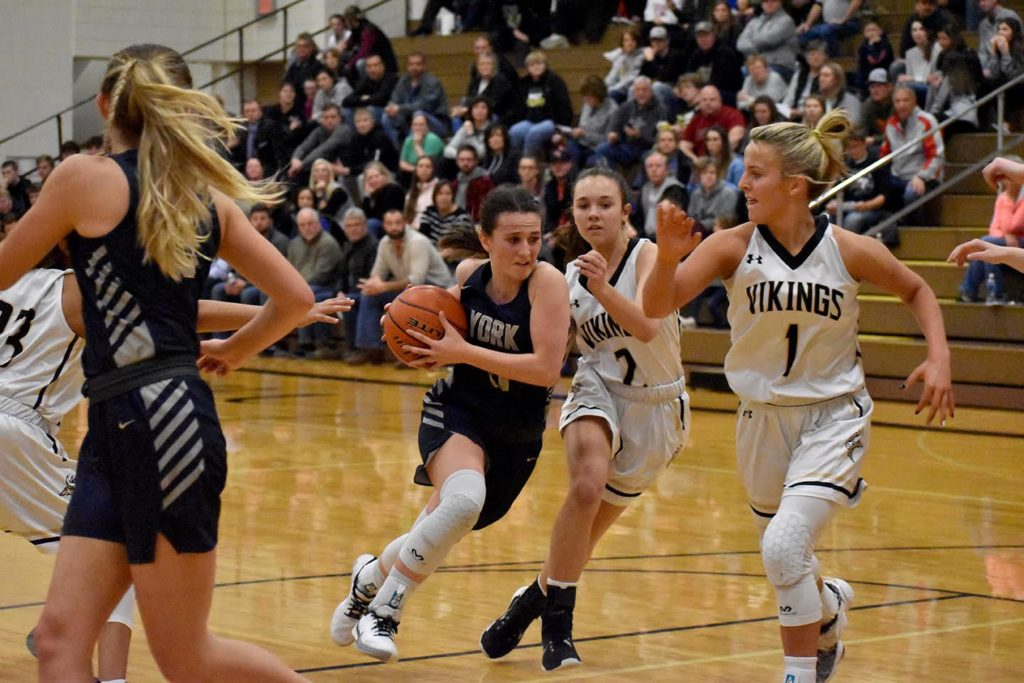 York Falls To Northwest In B-6 Subdistrict Final