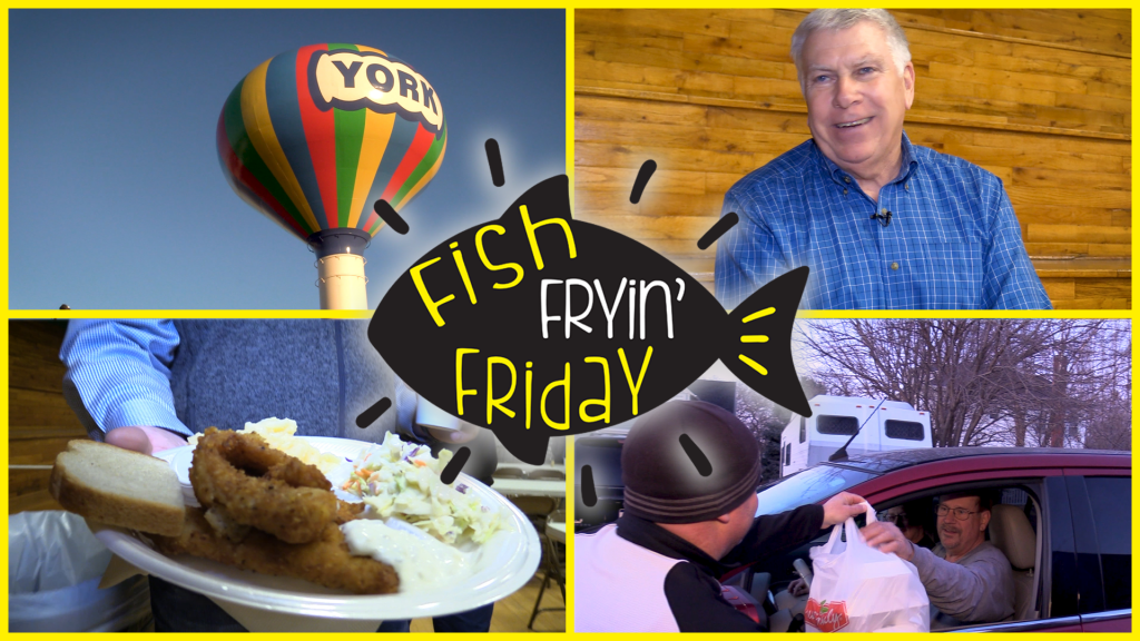 VIDEO: St. Joseph's Church Celebrates 20th Annual Fish Fry  | Fish Fryin' Friday (2/28/20)