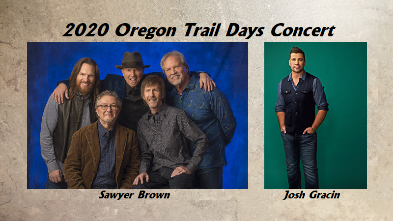 Sawyer Brown to Headline 2020 Oregon Trail Days Concert