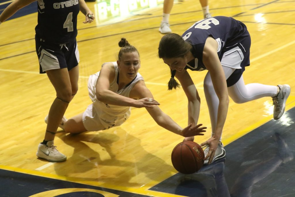 WNCC women capture 20th straight win
