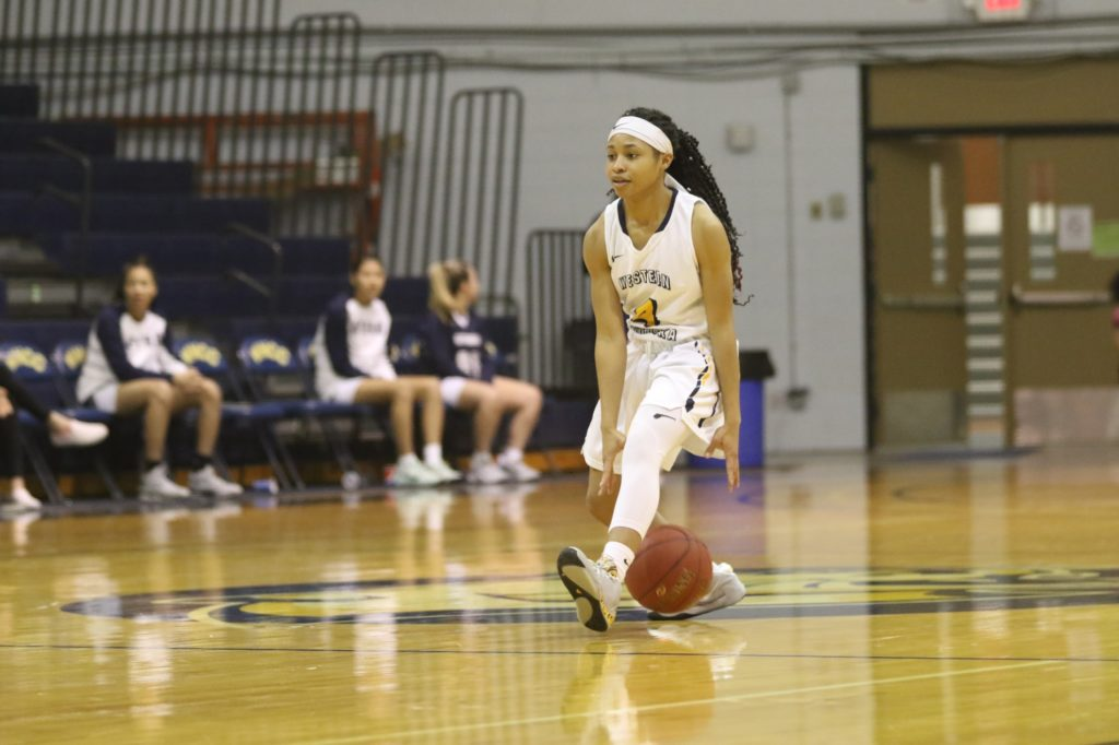 No. 3 WNCC women roll past Otero