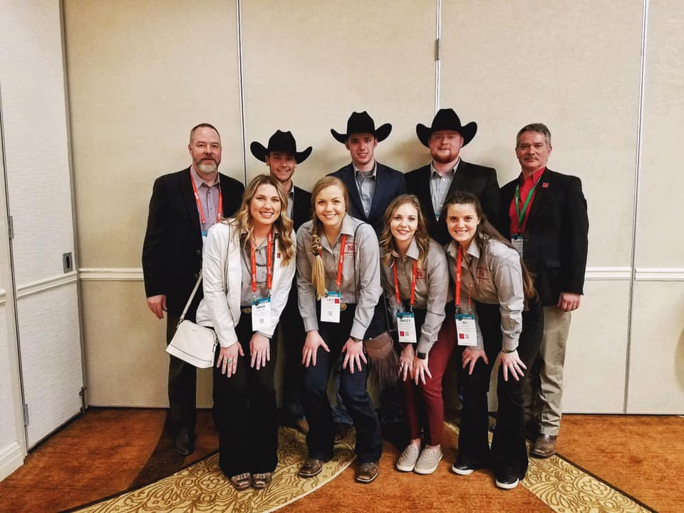 Nebraska Beef Industry Scholars travel to Cattle Industry Convention & NCBA Trade Show